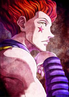 hunter x hunter hisoka fanart - Google Search