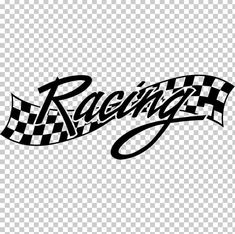 Car Wall Decal Auto Racing Sticker PNG - advertising, automotive design, black, black and white, brand Racing Stickers, Phone Stickers, Bumper Stickers, Logo Sticker, Sticker Design, Hot Wheels Party, Racing Quotes, Car Drawings, Black And White Abstract