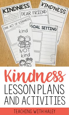 After several years in the classroom, I realized that my students needed instruction on HOW to be kind, respectful, and all the things I was asking them to be. I developed these units to support teachers in teaching and rewarding great character in the classroom!  | lessons on kindness, kindness in the classroom, how to teach kindness, elementary character lessons, kindness lesson plans #kindnesslessons #charactereducation #growthmindset #goalsandgrowthmindset