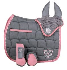 So cute! can I just have this matching set right now? BR Melange Classic GP Pad