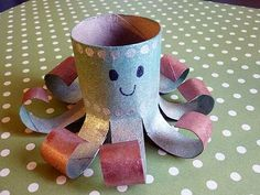 13 Upcycled Toilet Paper Roll Crafts - Crafts To Do With Kids Crafts To Make, Fun Crafts, Crafts For Kids, Arts And Crafts, Creative Crafts, Projects For Kids, Craft Projects, Toilet Paper Roll Crafts, Toilet Roll Art