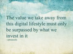 This So-Called Digital Life: Re-Evaluating the Value of Social Media - Brian Solis