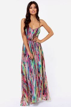 BB Dakota by Jack Rayna Print Dress at LuLus.com!  Cant wait for this dress to come back into stock ITS A MUST HAVE