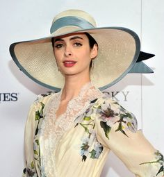 Most memorable hats from the Kentucky Derby