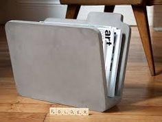 Картинки по запросу мебель из бетона