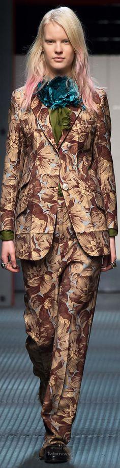 Gucci.Fall 2015.