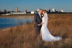 Kathy McDowell Photography – Lakeshore State Park. See more of 2015's Epic Milwaukee Wedding Photos here: http://www.marriedinmilwaukee.com/epic-photos-2015