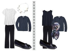 The Vivienne Files: Transition from Summer to Fall: Pink & Navy Accessories