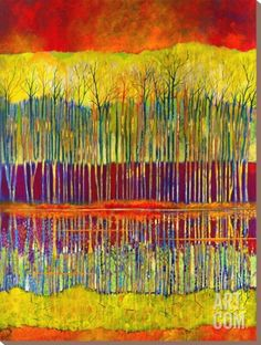 Natural Attraction Limited Edition on Canvas by Ford Smith at Art.com