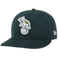 9896643ae4b Oakland Athletics New Era Logo Lush 59FIFTY Fitted Hat - Green