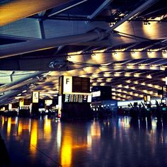 London Heathrow Airport (LHR) in Hounslow, Greater London