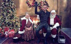 Why 'Arrow' star Stephen Amell wins at social media | EW Community | EW.com