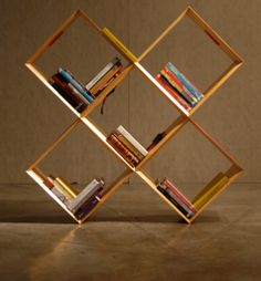 Jacob bookcase | Core77 2012 Design Awards Furniture & Lighting Professional Notable | By Alessandra Clark & Nuno FS
