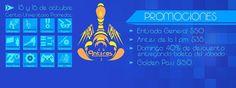 Evento: Antares 2016 Fechas: 15 y 16 de Octubre 2016  Lugar:  Centro  universitario Promedac 34220  Victoria  de Durango Entrada  ge...