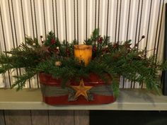 Christmas Centerpiece!