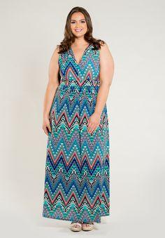 c36f7ad9dd707 plus-size-fashion mindymaxidress blue multi Hippy Fashion