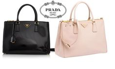 S$2590.00 - Brand New Authentic Prada Saffiano Leather BN2274 in Cameo or Black at $2590 (Worth $3290). | www.Coupark.com - All Best Discount Deals in Singapore
