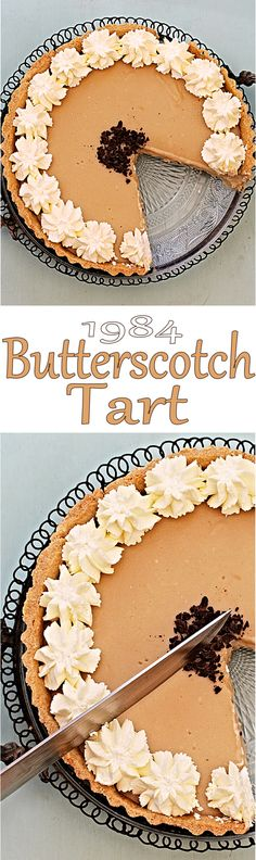 This is super retro, but amazing! The butterscotch-nostalgia really hits you.
