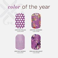This is the color of 2014!! Click this link to order now!!! http://www.serendipitynailbyjess.jamberrynails.net/