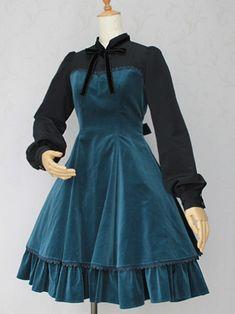 Victorian Maiden / Velveteen Noble Ribbon OP