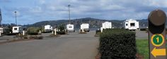 Oregon Coast RV Park | The Mill Casino • Hotel, RV Park on Coos Bay