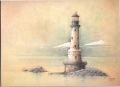Lighthouse by MJBivouac.deviantart.com on @deviantART