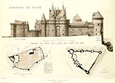 Image result for castle elevations