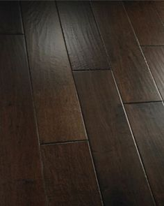 dark flooring Add gorgeous artisan flair to your home with Malibu flooring from Gemwoods Hardwoods California Classics Collection This hand-carved hand scraped and distressed map