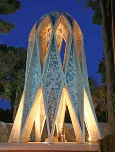 """Khayyam Tomb"", Neyshabour, Mashhad, Iran"
