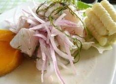 Pierde peso con este delicioso ceviche de pescado ¡Sin tener que cocinar! (RECETA)