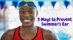 Stop Swimmer's Ear Before it Starts!