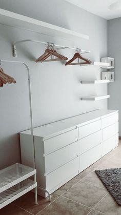 IKEA furniture and home accessories are practical, well designed and affordable. Here you can find your local IKEA website and more about the IKEA business idea. Interior, Closet Bedroom, Bedroom Design, Home Decor, Room Inspiration, House Interior, Minimalist Bedroom, Room Decor, Mirror Wall Bedroom