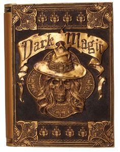 Animated Dark Magic Spell Book – Spirit Halloween