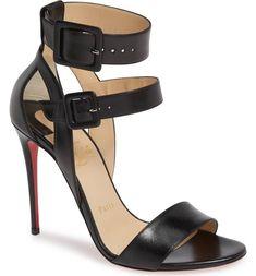 d0b7f6b586a Christian Louboutin Multipot Buckle Sandal (Women)