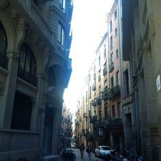 Barcelona Spain, Street View
