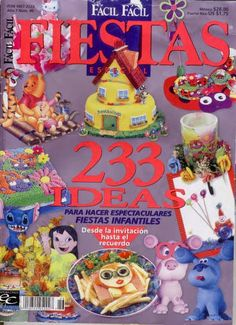 revista gratis descargar ideas para fiestas