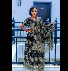 Fashion – Youngest Wife Of The Alaafin Of Oyo Goes Arabian Shoppers Guide, Young Fashion, Fasion, African Fashion, Kimono Top, Hair Beauty, Hair Styles, Womens Fashion, Tops