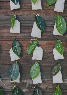 Oh So Beautiful Paper: Wedding Stationery Inspiration: Nature-Inspired Escort Cards Wedding Reception Ideas, Wedding Seating, Wedding Church, Wedding Table, Diy Wedding, 2017 Wedding, Wedding Beach, Nautical Wedding, Wedding Favours