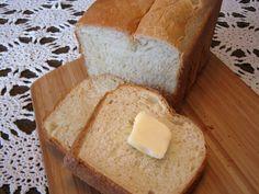 Bread Machine: Fluffy White Bread