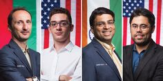 Veselin Topalov. Fabiano Caruana. Viswanathan Anand. Hikaru Nakamura.The Champions Showdown takes place in Saint Louis from 10-14 November 2016 featuring Fabiano Caruana, Hikaru Nakamura, Veselin Topolov and Viswanathan Anand. Over five days, the players compete in two classical round-robins (60 minutes   5 seconds delay), two rapid round-robins (15 5) and four blitz round-robins (3 2). There will be NO tiebreak games. The prize pool is $150,000, with $60,000 for the winner. Official…