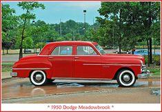 1950 Dodge Meadowbrook