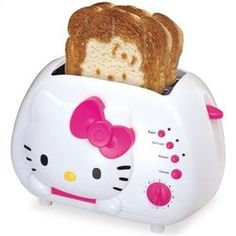 Hello Kitty Toaster  $24.95
