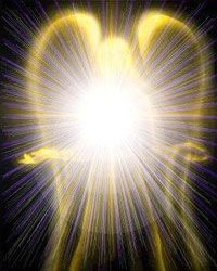 Archangel Metatron!  On earth this celestial energy is believed to have been the father of Moses, Enoch!  #angels