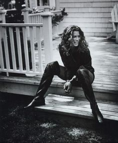 Carre Otis 2012 | carre-otis-boots-hair