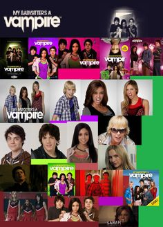 My Babysitter's A Vampire I this show! I wish Disney would replay it more often ; My Babysitter's A Vampire, Babysitters, Family Matters, Replay, Movie Tv, Tv Shows, Disney, Movie Posters, Character