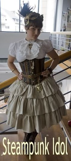 a blog about lolita and steampunk