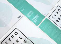 Typo Berlin 2015 on Behance