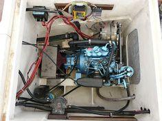Foto: 14 hp inbord diesel engine Nanni Diesel / Kubota