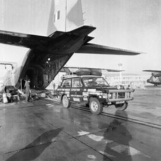 4x4, Darien Gap, Range Rover Classic, Range Rovers, Land Rover Discovery, 45 Years, Rotterdam, Jaguar, Wonders Of The World
