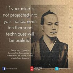 quotes of yamaoka tesshu - Google Search